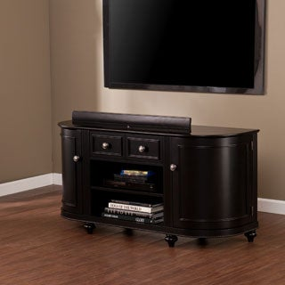 Upton Home Maywood Black TV/ Media Stand