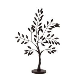 Large Metal Olive Tree