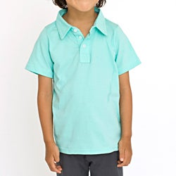 American Apparel Kids' Jersey Leisure Polo Shirt