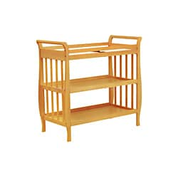 DaVinci Emily II Honey Oak Changing Table