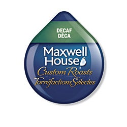 Tassimo Maxwell House Decaf T-Discs for Tassimo Brewers (70 Discs)