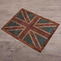Union Jack Flag Rug (3 x 4) (India)