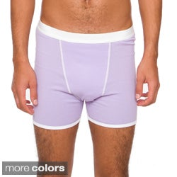 American Apparel Men's Rib Boxer Briefs