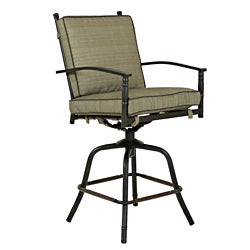 Beige Balcony Chairs (Set of 2)