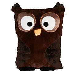 Owl 18x22-inch Pillow