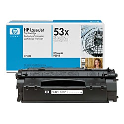 HP Laser Jet 53x Black Toner Cartridge