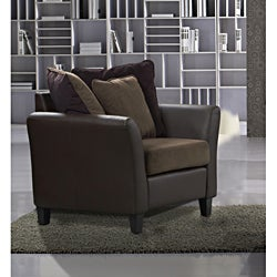 Tucana 2 Tone Arm Chair