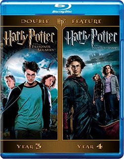 Harry Potter: Years 3 & 4 (Blu-ray Disc)