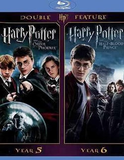 Harry Potter: Years 5 & 6 (Blu-ray Disc)