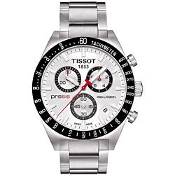 Tissot Men's Stainless Steel Chronograph Watch