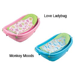 Summer Infant Three Stage Newborn-to-toddler Baby Bath
