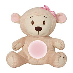 Summer Infant Lily Girl Monkey Lullaby Soother