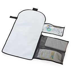 Kiddopotamus ChangeAway Portable Diaper Changing Kit with Pockets