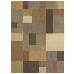Pacifica Bijoux Light Multi Wool Rug (7'9 x 10'10)