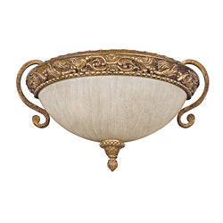 One Light Quarter Sconce