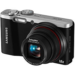 Samsung EC-WB700 14MP Black Digital Camera (Refurbished)