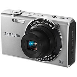 Samsung EC-SH100 14MP Wi-Fi Digital Camera (Refurbished)