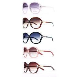 Anais Gvani Chic Open Temple Fashion Sunglasses