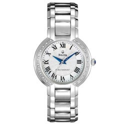 Bulova Women's Precisionist Fairlawn Diamond Watch