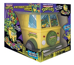 Teenage Mutant Ninja Turtles: Complete Classic Series Collection(DVD)