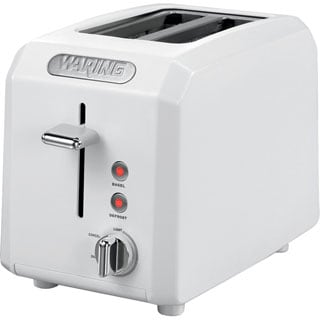 Waring Pro CTT200W White 2-slice Cool-touch Toaster
