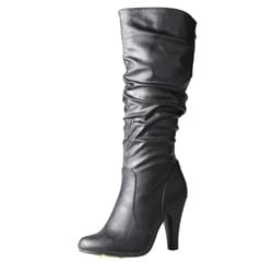 Refresh by Beston Women&#39;s &#39;Jazz&#39; Knee High Boots