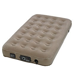 InstaBed Standard Twin-size Airbed with Never Flat Pump