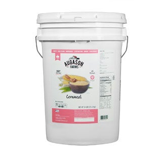 Augason Farms Cornmeal Pail