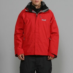 Marker Men&#39;s &#39;Zodiac&#39; 3-in-1 Red Ski Jacket
