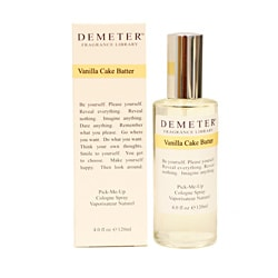 Demeter 'Vanilla Cake Batter' Women's 4-ounce Cologne Spray