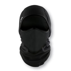 Stretch Micro Fleece Men's Multi Tasker Black Balaclava