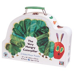 The Very Hungry Caterpillar Floor Puzzle