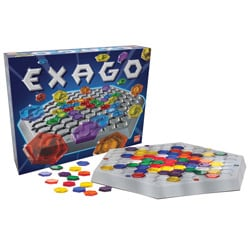 Exago Strategy Tile Game