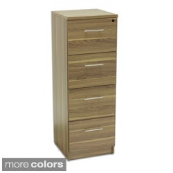 Jesper Office 100 Series Professional 4-drawer Filing Cabinet