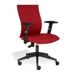 Jesper Office Red Offic Chair