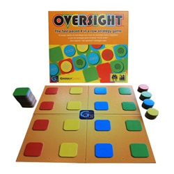 Griddly Games Oversight - Abstract Strategy Game