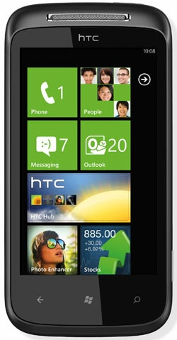 HTC 7 Mozart T8698 GSM Unlocked Windows 7 Cell Phone