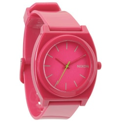 Nixon Women's Rubine Time Teller Watch