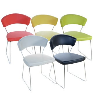 Jenna Modern Dining Chairs (Set of 2)