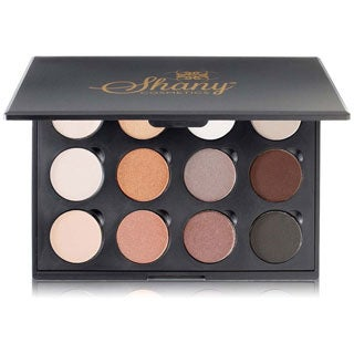 SHANY 12-color 'Everyday Natural Look' Eye Shadow Palette