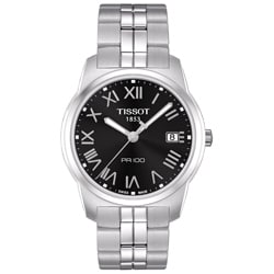 Tissot Men's PR 100 Black Watch