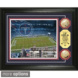NFL Stadium Photo Mint Frame
