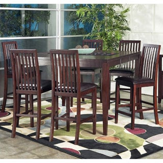 American Lifestyle - Anders 7 Pc Pub Dining Set