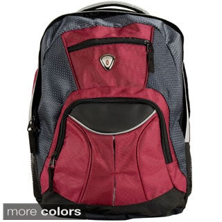CalPak Mentor 17-inch Deluxe Backpack with Laptop Compartment