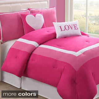 Hotel Juvi 4-piece Comforter Set