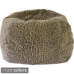 Hudson Industries Small/ Toddler Animal Print Bean Bag