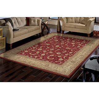 Nourison Hand-tufted Heritage Hall Lacquer Rug