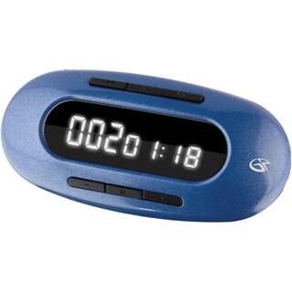 GPX MW151BU 4 GB Flash MP3 Player - Blue