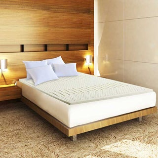 Splendorest Cool Effects 2-inch Ventilated Memory Foam Mattress Topper