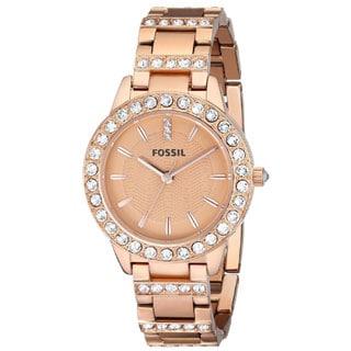 Fossil Women's ES3020 'Jesse' Stainless Steel Watch
